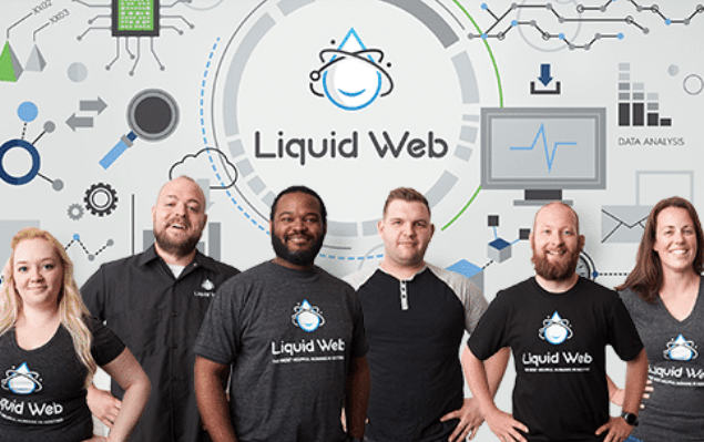 Liquid Web App Hosting Solution