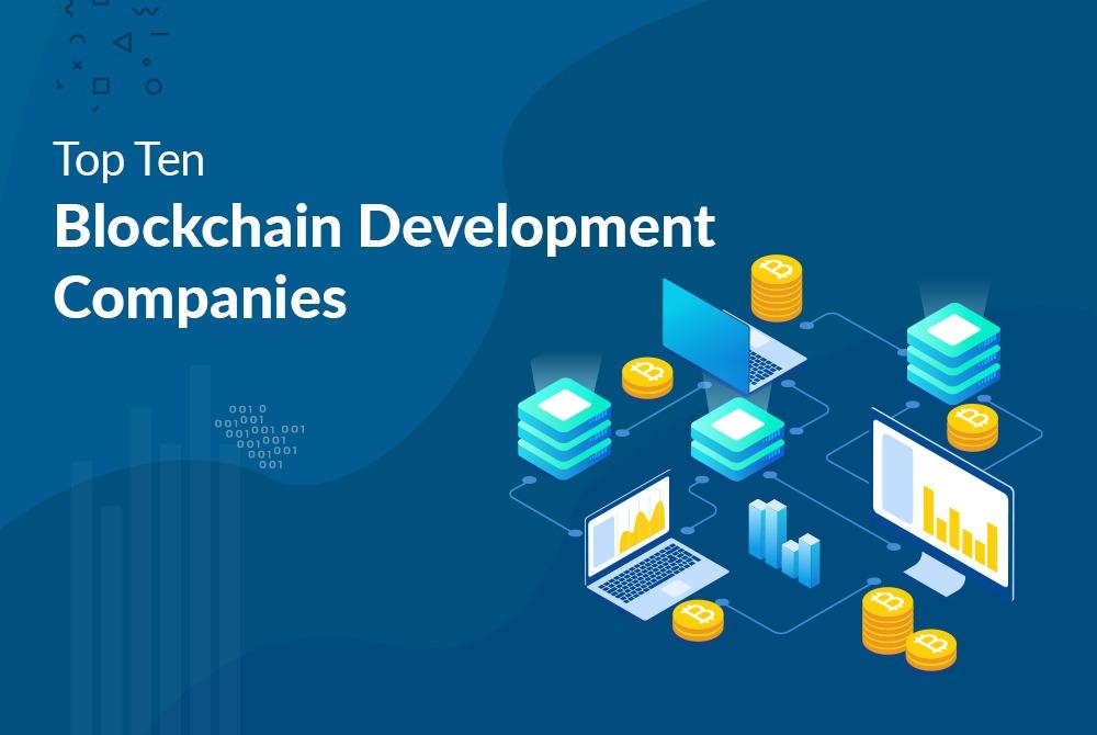 Best Blockchain Companies in 2021