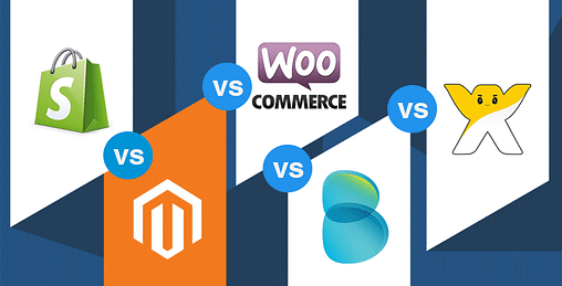 BigCommerce vs Shopify vs Wix vs WooCommerce vs 3dCart vs Squarespace vs Volusion vs Magento vs Jimdo vs Prestashop vs Weebly