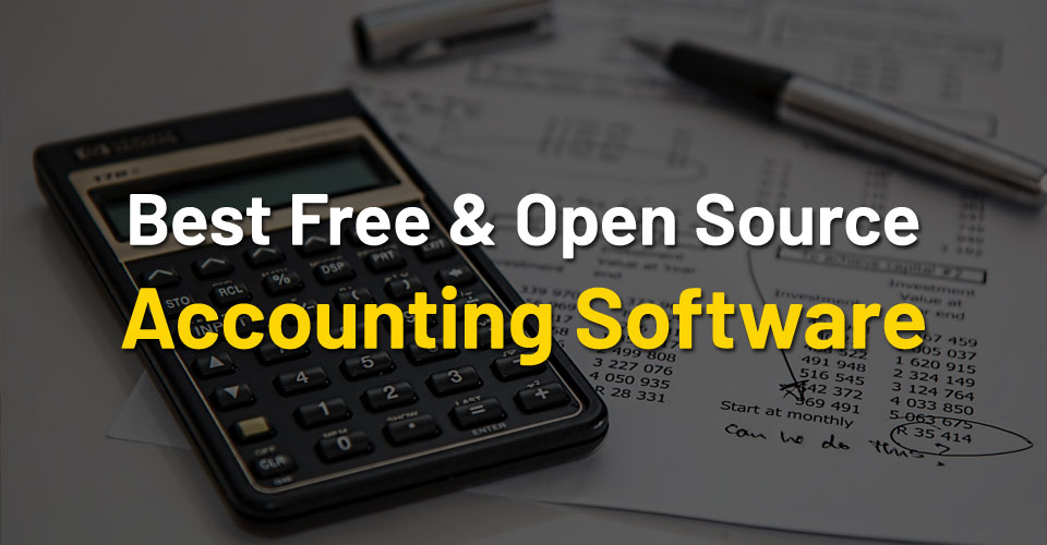 Best free accounting software in 2021