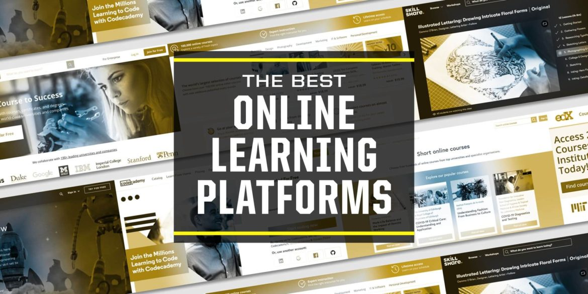 30 Best Online Learning Platforms in 2021